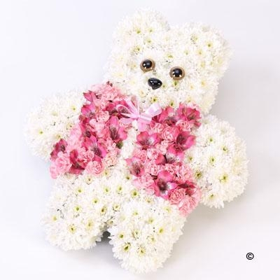 Teddy Bear Tribute   Pink *
