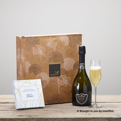 Prosecco & Chocolate Truffles Gift Set