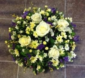 Funeral Posy & Wreaths