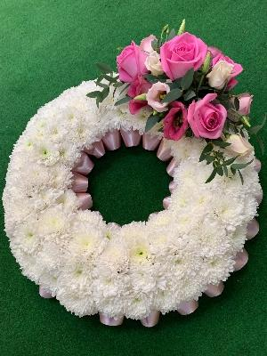 Traditional Based Wreath