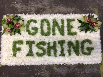 Gone Fishing Tribute