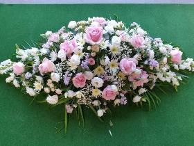 Florist Choice Casket Spray