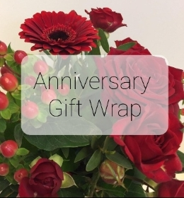 Anniversary Florist Choice Gift Wrap