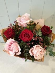 Just Because Rose Gift Box