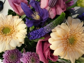 Florist Choice Mother's Day Hand Tied